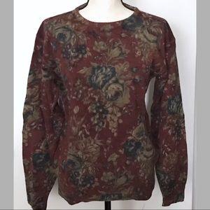 Vintage Ralph Lauren Wool Sweater Sz Small